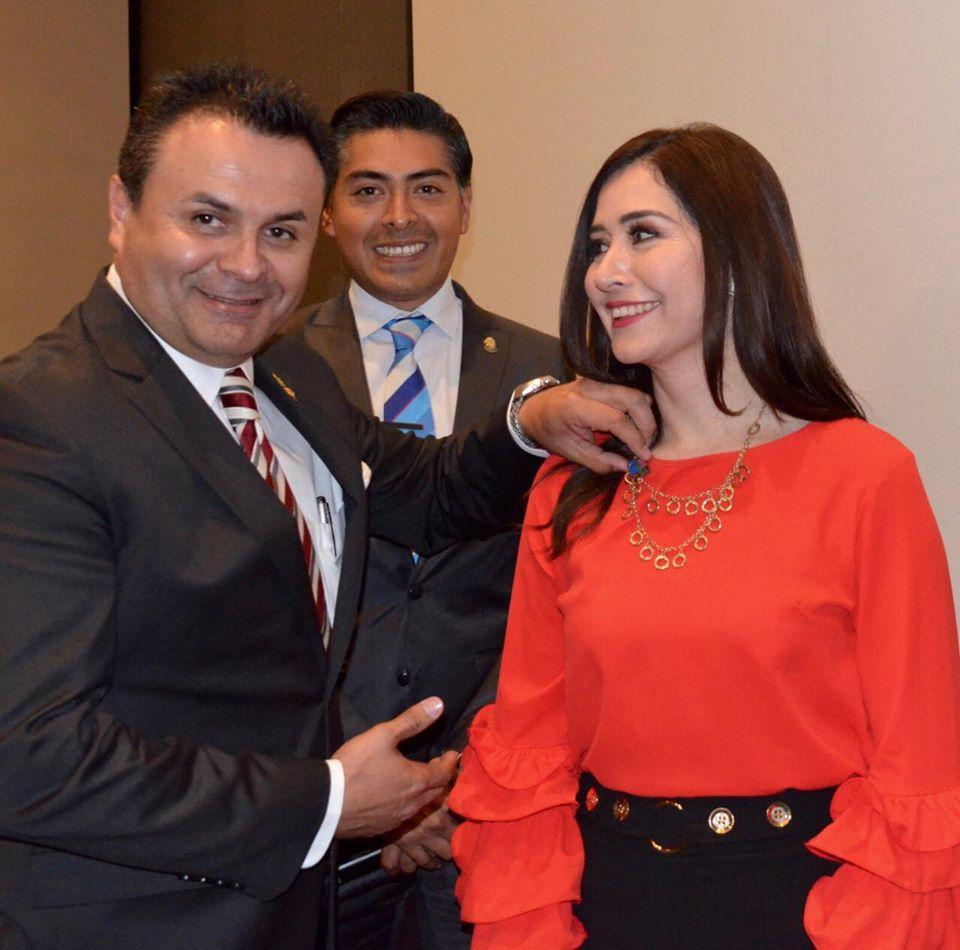 Lideres de Puebla reunión